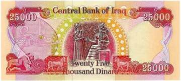 In A Statement Just Received The Iqd Has Successfully Re Valued It S Currency 500 Fold Making Dollar Millionaires Of Persons Holding Iraq Dinar